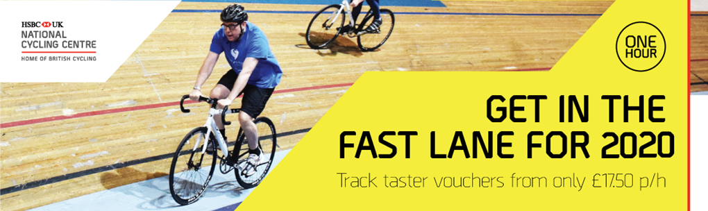 Gift Vouchers - National Cycling Centre